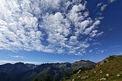 Val d'Aosta - Valle di Champorcher: Parco Mont Avic, montagne del canavese (mariagraziaschiapparelli) Tags: valdaosta valledichamporcher parcomontavic camminata escursionismo allegrisinasceosidiventa montagna mountain cieloenuvole