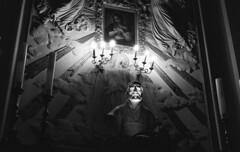 Chiesa di San Filippo Neri Firenze (michele.palombi) Tags: chiesa filippo neri firenze interni ilford delta 400 darkroom toscana