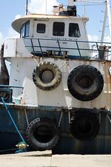 El Dinasty Blue (Maciza Ccs) Tags: sanjuandelasgaldonas guiria boat peero sucre mar sea venezuela barco pesca canon 50d