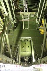 B-36 Bomb Bay Strategic Air Command Museum (Ray Cunningham) Tags: museum nebraska air united sac nuclear victory omaha states peacemaker bomber strategic usaf propeller ashland command b36 pusher convair lycoming b36j