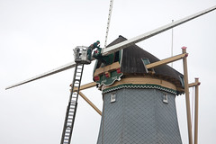 48_mill_1328 (Maarten's fotografie & meer) Tags: mill maintenance blades