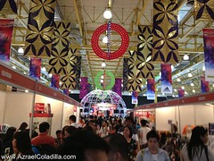 World Bazaar Festival 2012 at World Trade Center in Manila