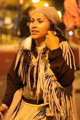 IMG_4689 (Charles J. Scanlon) Tags: dance dancers tribal guadalupe plazadearmas ciudadjuarez matachines ritualdance matachin zonacentro tricaldance