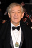 The Hobbit: An Unexpected Journey - UK premiere - Sir Ian McKellen