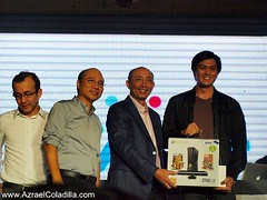 #SmartiPhone5 launch event in Manila, Philippines  by Smart Communications