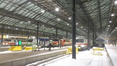 HELsinki Grand Central (TeemuMykkanen) Tags: winter snow helsinki lumi talvi vr flickrandroidapp:filter=none