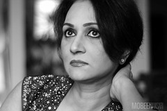 Bushra Ansari, actress- EXPLORED! (Mobeen_Ansari) Tags: pakistan blackandwhite white black nikon explore portraiture actress comedian pakistani 50 karachi performer 5050 ptv ansari bushra playwright comedienne ary flickrexplore explored d7000 nikond7000