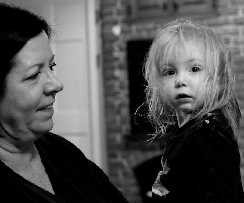 Grandma & Rees