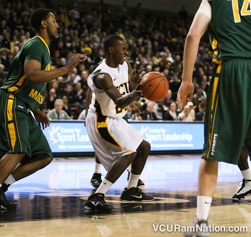 VCU vs. George Mason