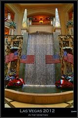 Las Vegas 2012 (pharoahsax) Tags: world las vegas get colors hotel waterfall wasserfall nevada casino venetian inside lv pmbvw worldgetcolors