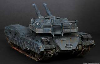 M61A5 Semovente - FIN 2 by Judson Weinsheimer