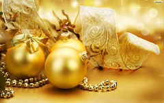 Christmas Gold Wallpaper (Bradley Brown1) Tags: christmaswallpaper goldwallpaper christmasgoldwallpaper