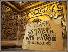 Tlacochahuaya, Oaxaca. (JLuis Garcia R) Tags: mxico mexico df flash iglesia oaxaca templo oro retoque retablo oax tlacochahuaya notocar jluis jluiso jluisgr jluisgarciar jlgr joseluisgarciar joseluisgarciaramirez