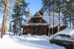 TIME TO SHOVEL OUT (Bertramsca) Tags: wood stone architecture log cabin laketahoe logcabin chalet sierras woodenhouse highsierras viking stavechurch woodcarving vikingsholm teak zakopane hutte woodcarvings stavkirke portola metalroof vorwerk mountaincabin europeanarchitecture polisharchitecture alpinestyle alpinearchitecture parkitecture logstone nordicstyle grizzlyranch logandstone zakopaneinthesierras zakopanestyle alpinedecor