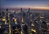 Chicago Skyline - Looking South (rjseg1) Tags: chicago skyline sears observatory hancock trump aon willis standardoil