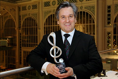 Antonio Pappano presented with prestigious Distinguished Musician Award