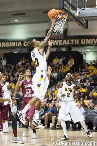 VCU vs. St. Joe's