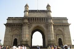 Mumbai (Bombay), RTW 2012 (ana_ge) Tags: india architecture buildings asia bombay mumbai voltaaomundo rtw gatewayofindia roundtheworld