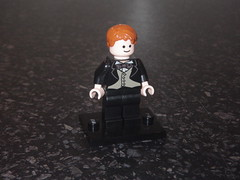 Foggy Nelson LEGO (ReZourceman) Tags: robert comics lego jane ryan stacy awesome mary foggy nelson super walker watson captain heroes custom marvel gwen cory levy invincible kirkman purist ottley angstrom ostricard