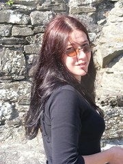 I love this photo of Nina:) One of my favourites. (seanfderry-studenna) Tags: county old ireland irish woman black history abandoned tourism girl beautiful beauty abbey sunglasses female pose dark hair religious ruins girlfriend long married gorgeous croatia tourist historic christian clothes wife nina engaged touring louth croatian fiancee serb friemd melifont girlfriemd