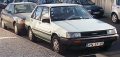 1985 Toyota Corolla DX (Nutrilo) Tags: toyota 1985 corolla dx