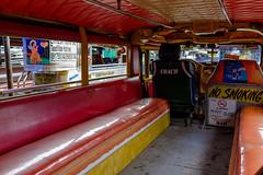 . (arcibald) Tags: market tanay rizal philippines jeepney interior jeep seats