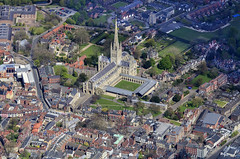Norwich Cathedral aerial image (John D F) Tags: norwich cathedral norfolk eastanglia aerial aerialphotography aerialimage aerialphotograph aerialimagesuk aerialview droneview d7000 theclose afinecity