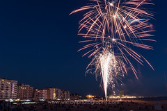 DSC_0551 (Wim1984) Tags: fireworks vuurwerk ostend oostende beach strand belgium belgië europe night nightshot longexposure tripod nikon d7100 sigma1020mm wimbyl wimbylcom wimbylphotographycom