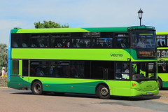 HW58 ASO, Ryde Esplanade, Isle Of Wight, July 18th 2016 (Suburban_Jogger) Tags: travel bus public canon transport july isleofwight vehicle passenger busstation scania omnibus route8 1108 goahead 24105mm southernvectis rydeesplanade 60d 18th2016 omnicity hw58aso cn270ud