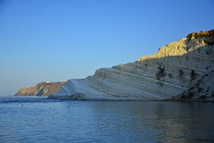 Scala dei Turchi today morning (Antonio Cinotti ) Tags: nikond7100 nikon d7100 nikon1685 scaladeiturchi realmonte portoempedocle agrigento sicilia sicily italia seascape beach bay cliffs rocks italy sunrise dawn