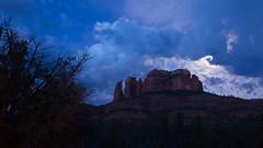 Cathedral Moonlight (Ken Krach Photography) Tags: cathedralrock sedonaarizona
