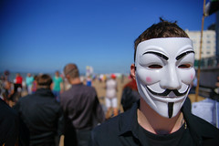 Anonymous OpOostende (Red Cathedral uses albums) Tags: sony sonyalpha alpha aztektv cosplay larp car eventcoverage a850 redcathedral anonymous anon occupy mask guyfawkes vforvendetta oostende ostend freedomofspeech albertipromenade zeedijk dijk digue promenade esplanade
