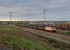 CFL Cargo 4009, Bettembourg 19.09.2013 (Trainspotting-Wiki) Tags: cfl cargo 4000 4009 bettembourg differdange