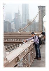 Photo evidence! (Canadian Pacific) Tags: usa unitedstates america american city urban newyork manhattan brooklyn bridge meself 20150514 20150520 nyc 004 7721