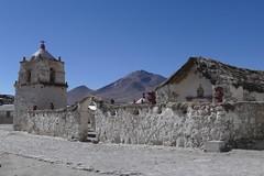 Église de Parinacota - Church in Parinacota (4400m)