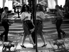 E. 42nd Street, NYC (SG Dorney) Tags: ny nyc newyork newyorkcity manhattan street streetphoto streetphotography blackandwhite bw blackwhite mono monochrome