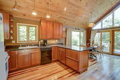 The Kitchen (jayklosinski) Tags: vacation rental northwoods snowmobiling skiing atv wisconsin michigan