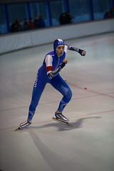 A37W6967 (rieshug 1) Tags: speedskating schaatsen eisschnelllauf skating nkjunioren knsb nkjuniorenallroundafstanden afstanden allround 50010001500massstart demeent alkmaar sportcomplexdemeent juniorenc ladies dames 500m