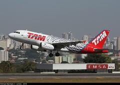 335 (romulolemes) Tags: aviao aviation aircraft avio airport aviaocomercial aeroin aeroportosantagenoveva aeroportodegoinia spotting spotter sbgo goinia gynspotterday janelainfraero infraero