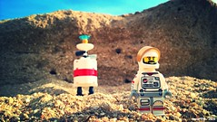 StarMan (iSchumi) Tags: starman lego minifig legography space moon mars legostagram nasa