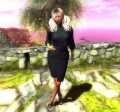 grace (Lise Button) Tags: vipcreations truth outfit conjunto secondlife sexy sensual shoes style sky maitreya mesh blogger black bonita virtual creations