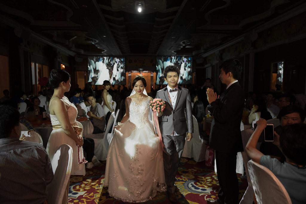 中僑花園飯店婚禮記錄雅琇與紋瑞-98
