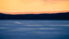 Surreal Sunset at Lake Nuas (Pekko Ahlsten) Tags: zoomburst kajaani finland suomi winter talvi nuasjärvi landscape lakenuas sotkamo vuokatti sunset zoom nikkor nikon nikond7000 nikon70200f4 lake cold christmas travel travelphotography surreal beautiful