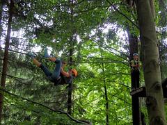 P8234091e (topzdk) Tags: treeclimbing summer 2016 czechrepublic ski slope lanovy park