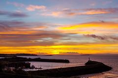 EVER8131 (Steve Everitt) Tags: barry barryisland barrybados sunrise sun red sky pentax k3 da1650