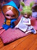239/365 Teddy:  Are you ready to go, Yotsuba?Yotsuba:  Yeah!  I have Yotsuba's bag!Teddy:  Hey, why don't I get bag?! (astrosnik) Tags: blythe blythe365 teddy365 teddy bjd yotsuba