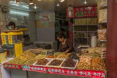 Shanghai streets 34 (stevefge) Tags: china qibao shanghai street candid people shop reflectyourworld