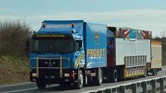 D - Probst MAN F90 19.322 (BonsaiTruck) Tags: probst man f90 lkw truck trucks lorry lorries camion schausteller kirmes funfair