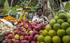 Mylapore (Velachery Balu) Tags: 2016 chennai fruits ganapathy market mylapore psm psmphotowalk photographicsocietyofmadras pillayar vegetables vinayakachathurthy vinayakar