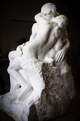 """ The Kiss ""- Rodin (HD Photography1) Tags: france museerodin paris"